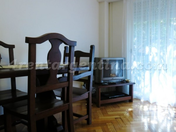 Ciudad de la Paz et Azurduy: Apartment for rent in Belgrano