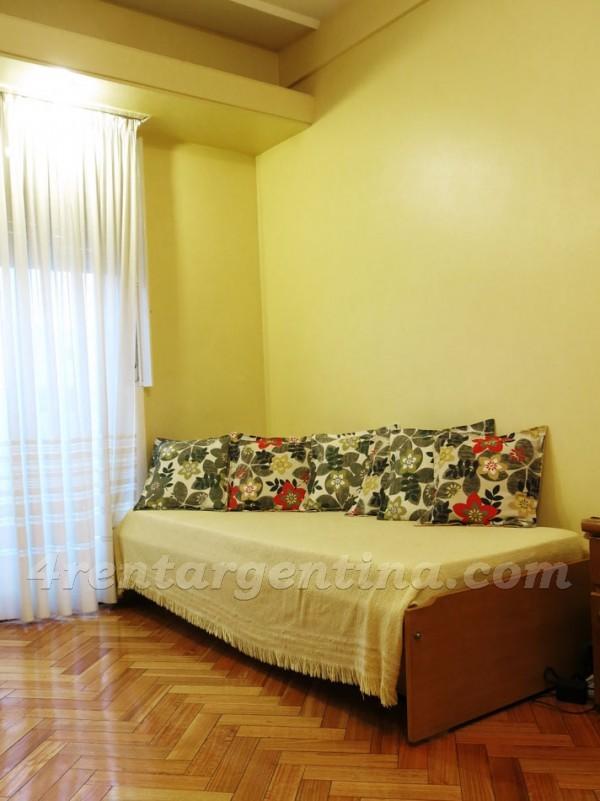 Cespedes and Cabildo: Apartment for rent in Belgrano