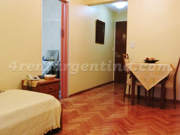 Apartment Cespedes and Cabildo - 4rentargentina