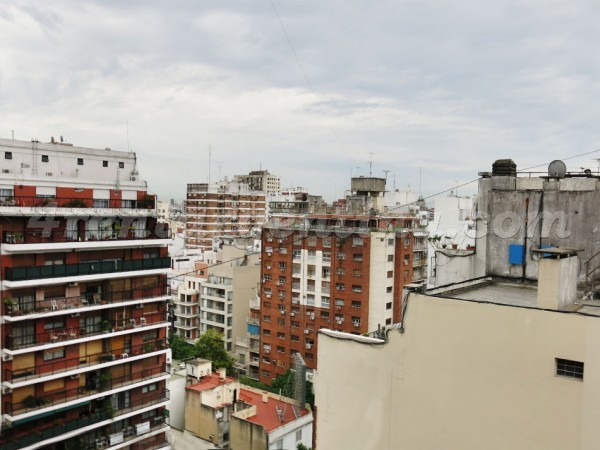 Cespedes and Cabildo, apartment fully equipped