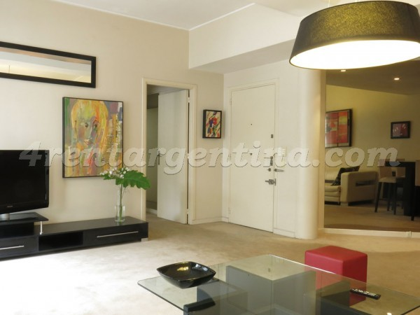 Posadas and R. Pe�a, apartment fully equipped