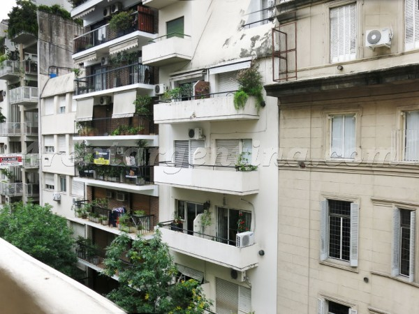 Posadas and R. Pe�a: Apartment for rent in Recoleta