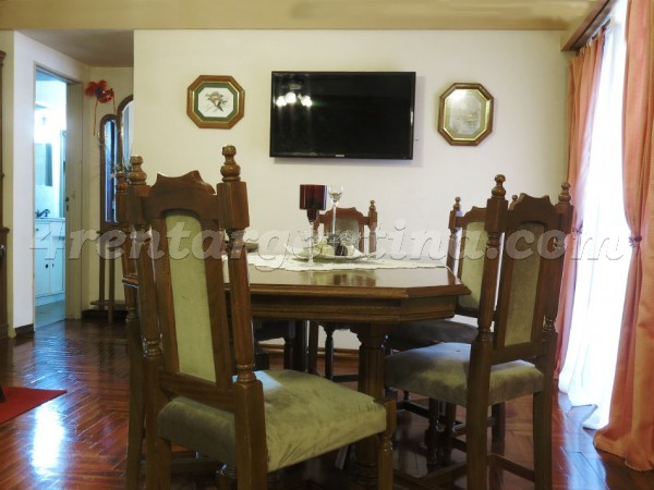 Echeverria and Moldes: Apartment for rent in Belgrano