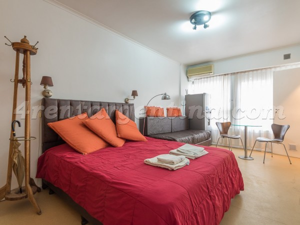 Avenida de Mayo and Santiago del Estero: Apartment for rent in Congreso