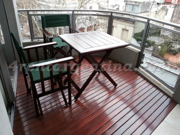 Apartment Thompson and Hualfin - 4rentargentina