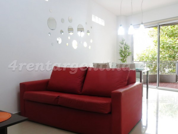 Flat Rental in Caballito