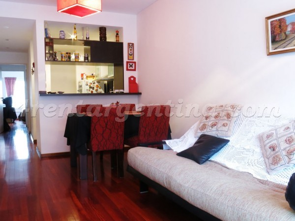 Monroe and Vidal: Apartment for rent in Belgrano