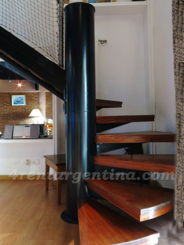 Apartment Tamborini and Cramer I - 4rentargentina