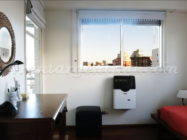 Apartment Las Heras and Billinghurst - 4rentargentina