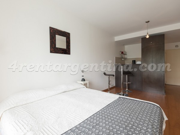 Apartment Chenaut and Baez II - 4rentargentina