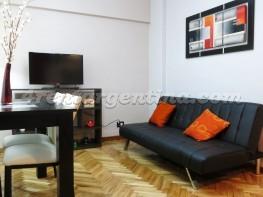 Apartamento Sucre e Libertador - 4rentargentina