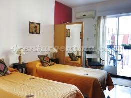 Apartment Uriburu and Rivadavia - 4rentargentina