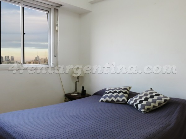 Apartment Corrientes and Uriburu - 4rentargentina
