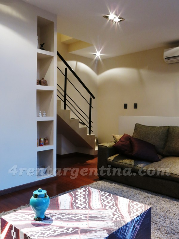 Independecia and Piedras: Apartment for rent in San Telmo