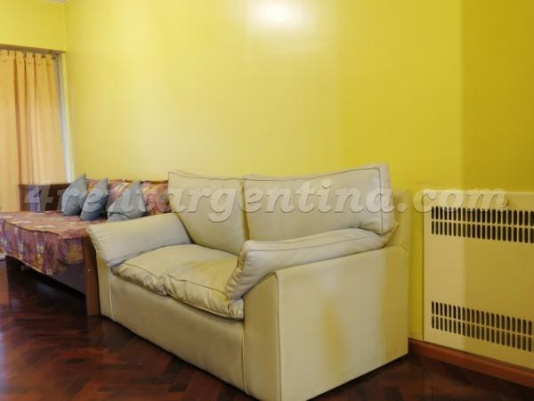 Apartment Coronel Diaz and Mansilla I - 4rentargentina