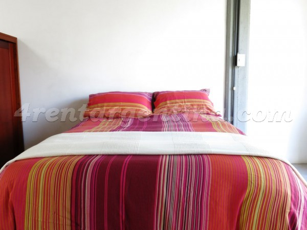 Peru and Chile I, apartment fully equipped