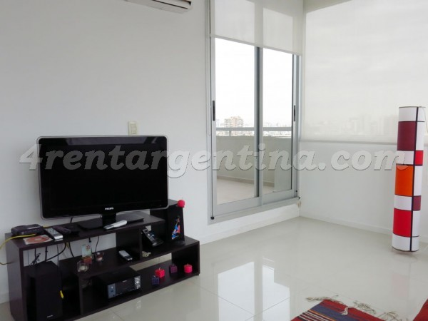 Apartment Corrientes and Aguero I - 4rentargentina