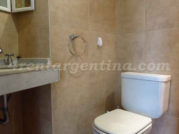 Salguero and Soler: Apartment for rent in Buenos Aires