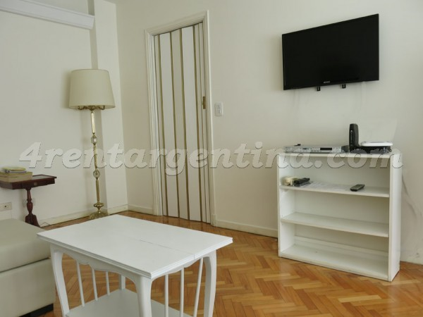 Apartment Guemes and Scalabrini Ortiz - 4rentargentina