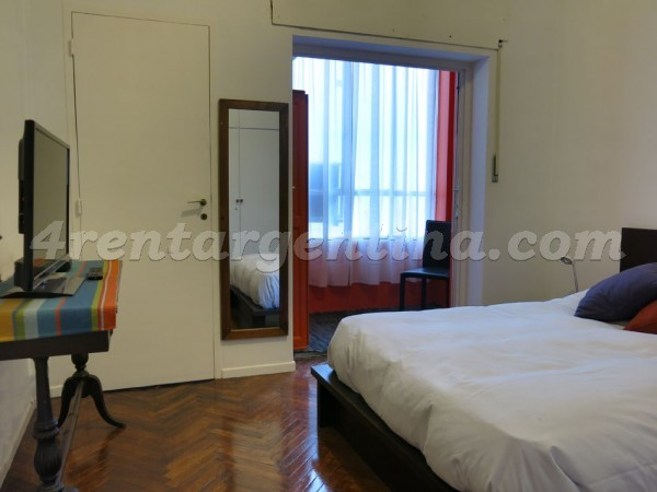 Arenales et Junin, apartment fully equipped