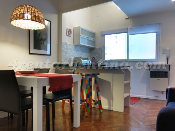 Arenales et Junin: Apartment for rent in Buenos Aires