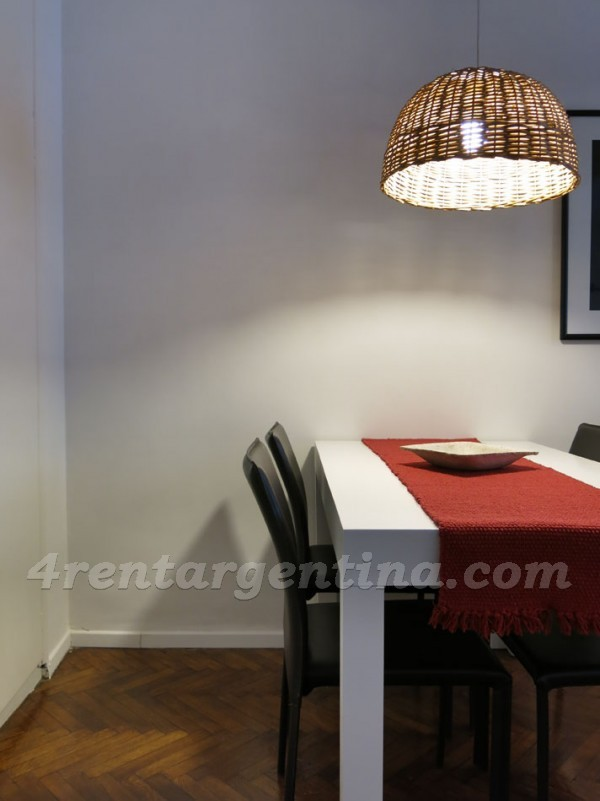 Apartment Arenales and Junin - 4rentargentina