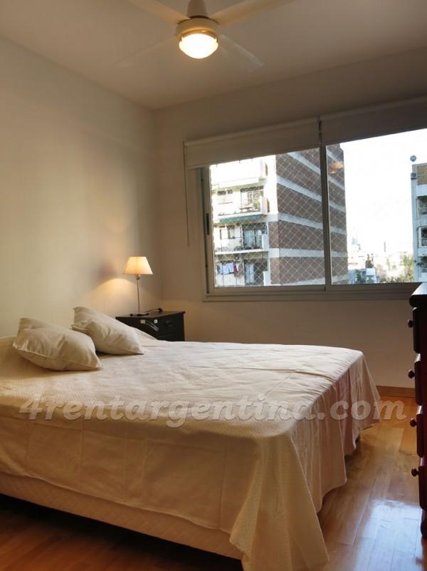 Ortega y Gasset and L. M. Campos: Apartment for rent in Las Ca�itas