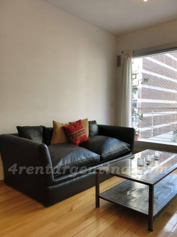Ortega y Gasset and L. M. Campos: Furnished apartment in Las Ca�itas