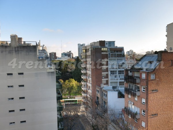 Ortega y Gasset and L. M. Campos: Apartment for rent in Buenos Aires
