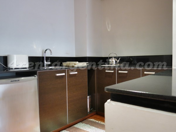Segui and Sinclair V: Apartment for rent in Palermo