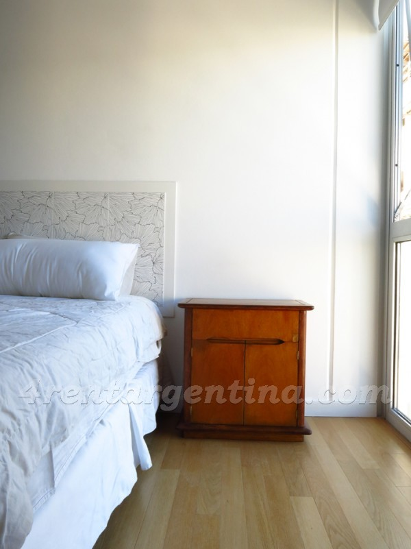 Azopardo et Independencia: Furnished apartment in San Telmo