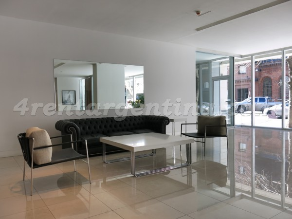 Azopardo et Independencia, apartment fully equipped
