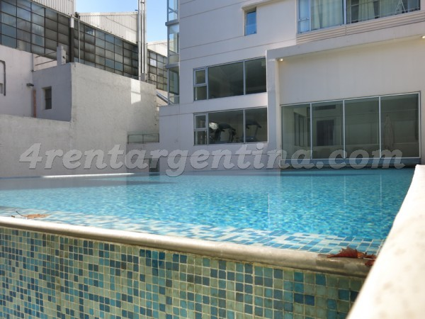 Azopardo and Independencia: Apartment for rent in San Telmo