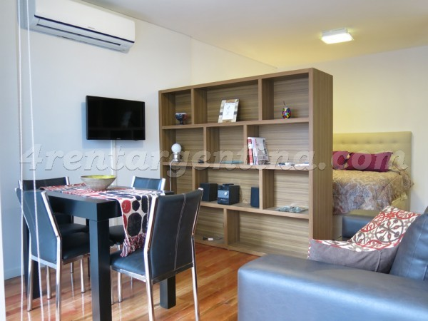 Cabrera and Laprida II: Apartment for rent in Palermo