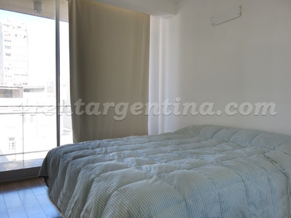 Cabrera and Acu�a de Figueroa: Furnished apartment in Palermo