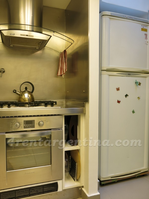 Pe�a and Barrientos: Apartment for rent in Recoleta