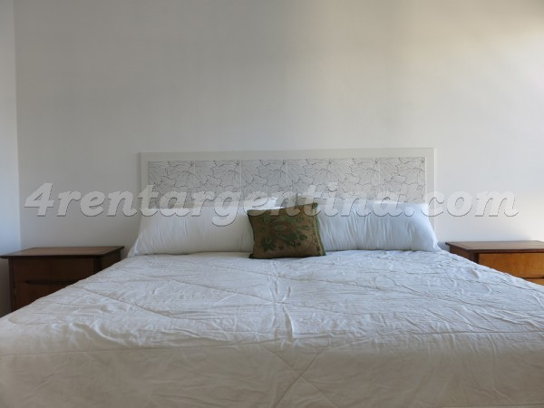 Azopardo et Independencia I: Furnished apartment in San Telmo