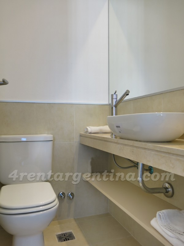 Azopardo et Independencia I, apartment fully equipped