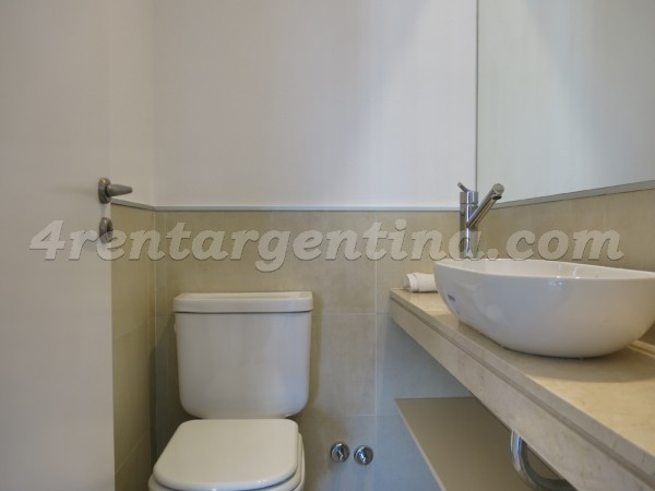 Azopardo et Independencia I: Apartment for rent in San Telmo