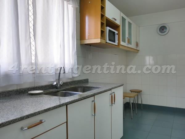 Apartment Jorge Newbery and Arce I - 4rentargentina