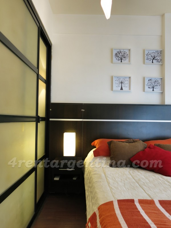 Ecuador et Corrientes: Apartment for rent in Abasto