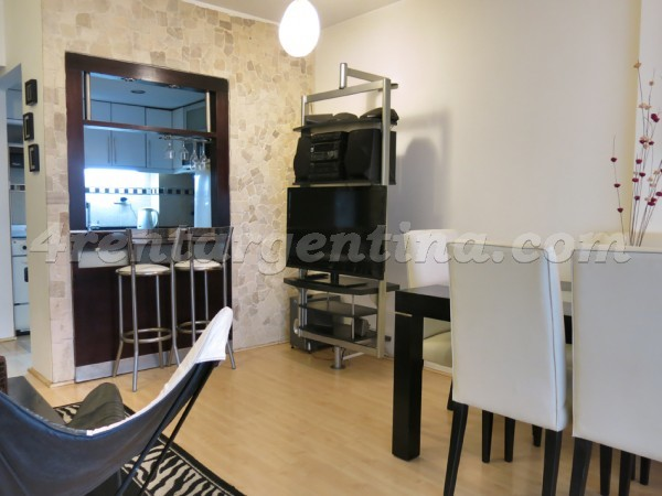 Ecuador et Corrientes, apartment fully equipped