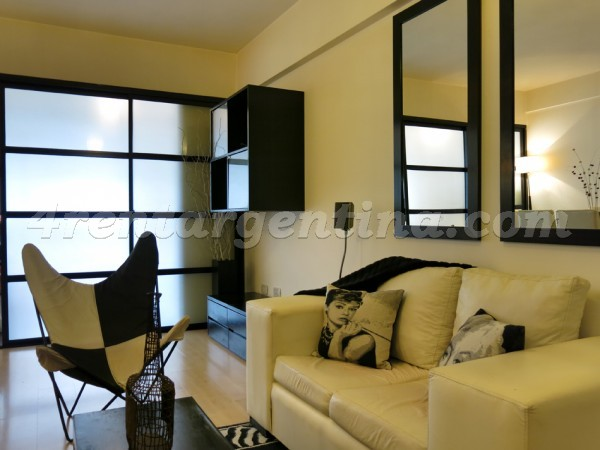 Ecuador and Corrientes: Apartment for rent in Abasto