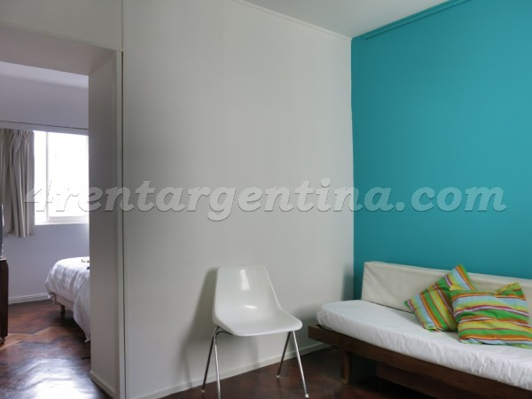 Honduras and Scalabrini Ortiz: Apartment for rent in Palermo
