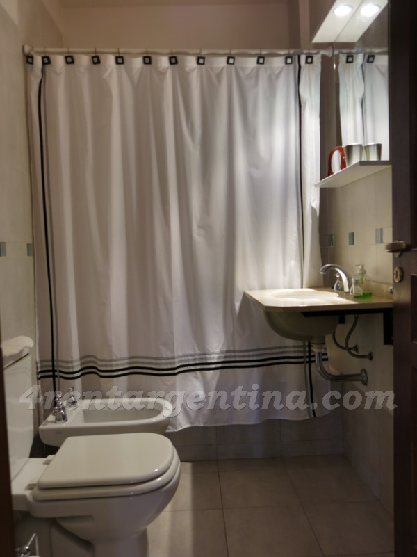Guatemala et Thames, apartment fully equipped