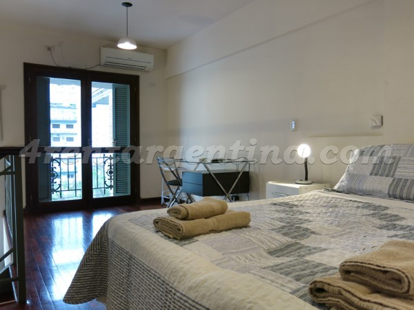 Guatemala et Thames: Furnished apartment in Palermo
