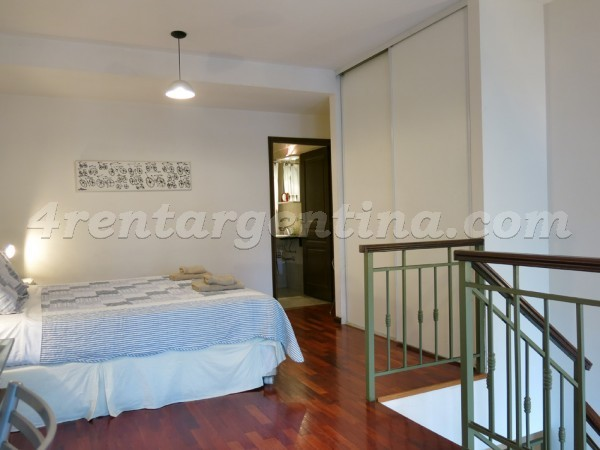 Guatemala et Thames: Apartment for rent in Buenos Aires