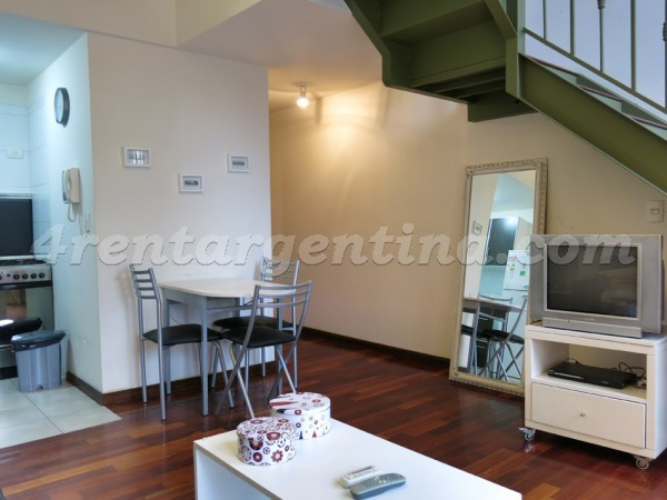 Guatemala et Thames: Apartment for rent in Palermo