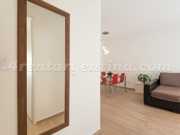Apartment Soler and Scalabrini Ortiz - 4rentargentina