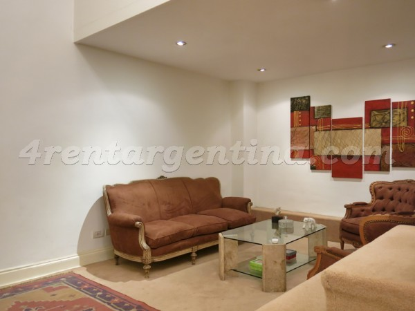 Apartment H. Yrigoyen and Piedras II - 4rentargentina